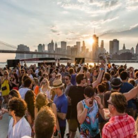 Image for Summer Solstice Boat Party