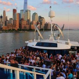 Image for Summer Yacht Party Cruise at Skyport Marina NYC