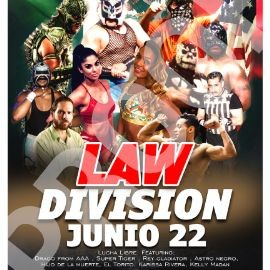Image for Lucha libre / wrestling in Brooklyn