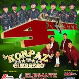 Image for Conjunto 4 Norte y Konpaz de Guerrero en Vivo