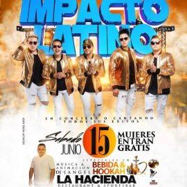 Image for Orquesta Impacto Latino en Springfield,VA