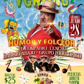 Image for Carnaval en Verano con El Compadre Lencho,Barrio Abajo y Grupo Folclorico en Miami Lakes,FL