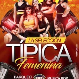 Image for La Seleccion Tipica Femenina En Concierto En Juana Sport