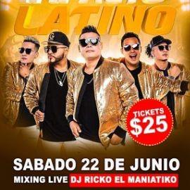 Image for Impacto Latino en Concierto con Dj Ricko El Maniatiko en Sterling,VA