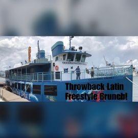 Image for Throwback Latin Freestyle Brunch Cruise