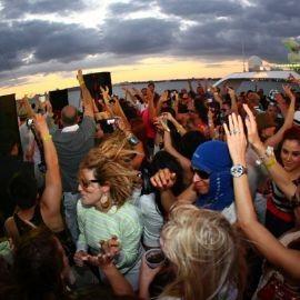 Image for NYC Hip Hop vs Reggae Yacht Party Cruise at Skyport Marina Cabana Yacht