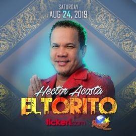 """Image for Hector Acosta """"El Torito"""" en Concierto en San Francisco,CA"""