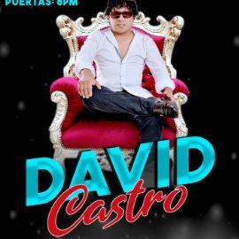 Image for DAVID CASTRO - AÑORANZAS @BARU LOUNGE