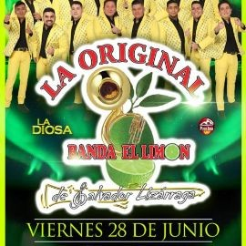 Image for LA ORIGINAL BANDA EL LIMON EN LOS ANGELES