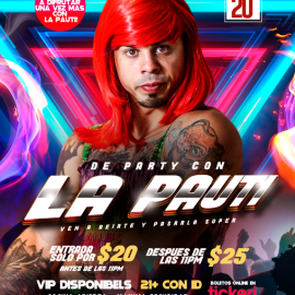 Image for DE PARTY CON LA PAUTI