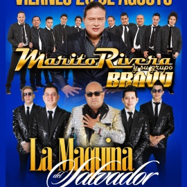 Image for MARITO RIVERA Y LA MAQUINA EN LOS ANGELES