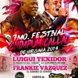 Image for 7mo Festival Chimpum Callao con Luigi Texidor & Frankie Vazquez en McLean,VA