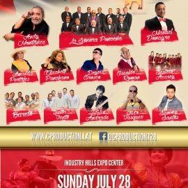 Image for Super Peruvian Festival 2019 in City of Industry,CA con Bareto, Andy Montanez, La Sonora Poncena y mas!