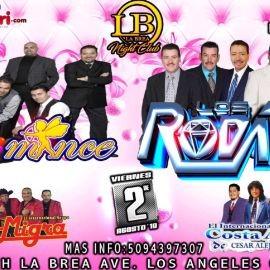 Image for Los Rodarte,Romance,La Migra y Costa Azul en Concierto En Los Angeles,CA