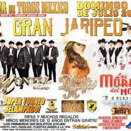 """Image for """"Gran Jaripeo"""" Diana Reyes, Los Morros Del Norte y Montez de Durango"""