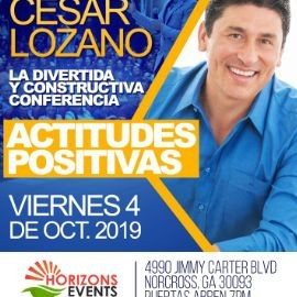 Image for Cesar Lozano en Conferencia en Norcross,GA