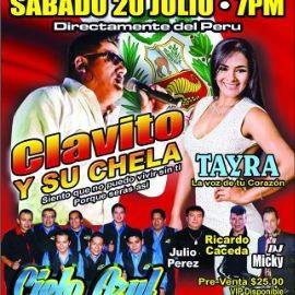 Image for CLAVITO y su CHELA en NEW JERSEY