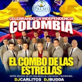 Image for Combo De Las Estrellas,Celebrando la Independencia de Colombia En Stamford,CT