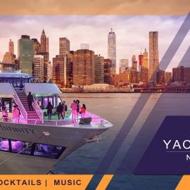 Image for YACHT PARTY CRUISE  SUMMER  IN NEW YORK , GREAT VIEWS & VIBES