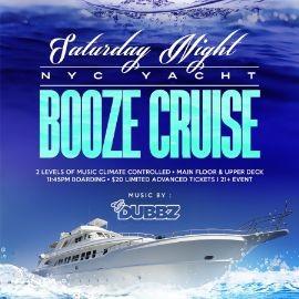 Image for Saturday Night NYC Yacht Booze Cruise At Cabana Yacht