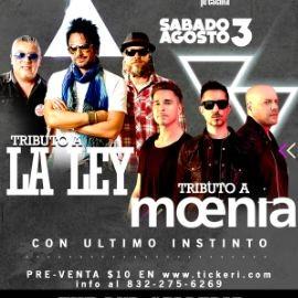 Image for Tributo a La Ley / Moenia