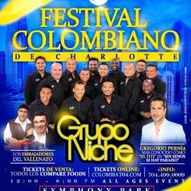 Image for FESTIVAL COLOMBIANO DE CHARLOTTE 2019