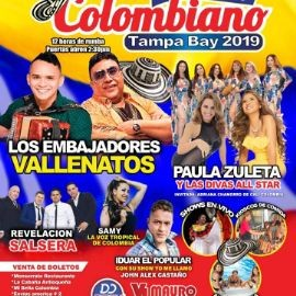 Image for Festival Colombiano Tampa Bay 2019