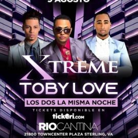 Image for Toby Love y Xtreme en Rio Cantina