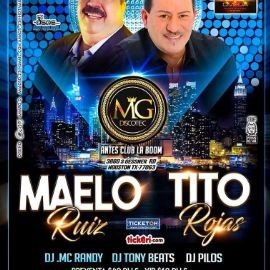 Image for Maelo Ruiz Y Tito Rojas En Houston,TX