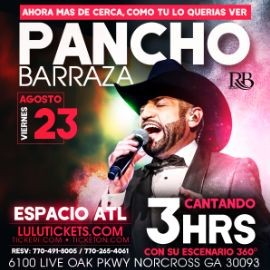 Image for PANCHO BARRAZA