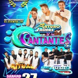Image for ROCKYS NIGHTCLUB !!!!!ARTURO JAIMES Y LOS CANTANTES!!!!!!