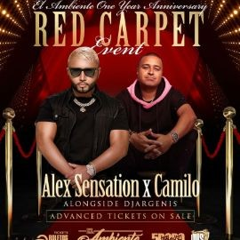 Image for Pre Colombian Independence Bash DJ Camilo Live With Alex Sensation At El Ambiente