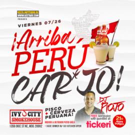 Image for Arriba Peru Car*ajo! Celebracion de la Independencia de Peru en Washington DC