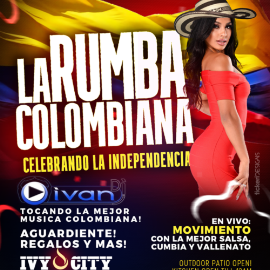 Image for La Rumba Colombiana
