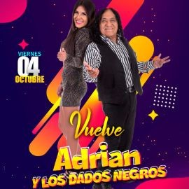 Image for Adrian & Los Dados Negros @The Palace