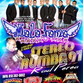 Image for Grupo Mala Fama En Concierto En Los Angeles,CA