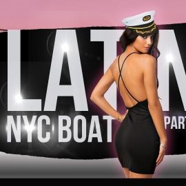 Image for Latin Boat Party NYC Skyline