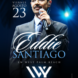 Image for EDDIE SANTIAGO EN WEST PALM BEACH