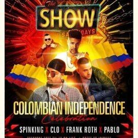 Image for Latin Saturdays Colombian Independence Celebration At Amadeus Nightclub