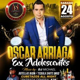Image for Oscar Arriaga Ex Adolecentes En Newark,NJ