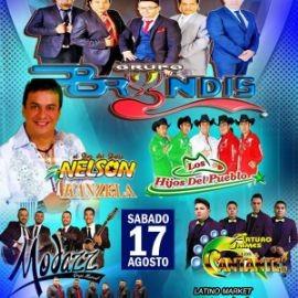 Image for Grupo Bryndis Los Hijos del Pueblo Nelson Kancela Y Mas En Oxnard,CA