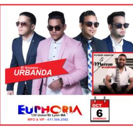 Image for Urbanda en Euphoria Lynn Octubre 6