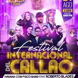Image for HaBana Con Pisco Band featuring Roberto Blades en Festival Internacional del Callao