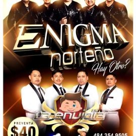 Image for ENIGMA NORTENO Y LA ENVIDIA