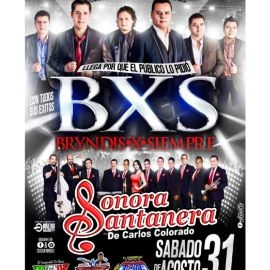 Image for Grupo BXS  y Sonora Santanera En White Plains,NY