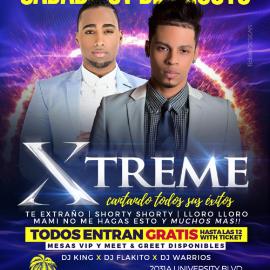 Image for Xtreme Cantando Todos Sus Exitos live @cococabana!!