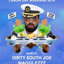 Image for DRAKE NIGHT - SO FAR GONE New York City Boat Party Yacht Cruise Labor Day