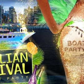 Image for Brazilian Day Celebration Boat Party NYC on Labor Day Weekend Yacht Cruise