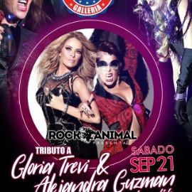 Image for Tributo a Gloria Trevi y Alejandra Guzman
