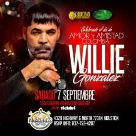 Image for WILLIE GONZALEZ  en Houston, TX